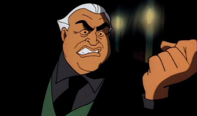 Руперт Торн в мультсериале Бэтмен