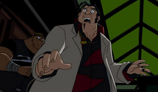 Руперт Торн в мультсериале Бэтмен (2004 - 2008)