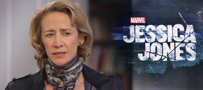 Джанет МакТир примкнула к актёрскому составу 2-го сезона Джессики Джонс