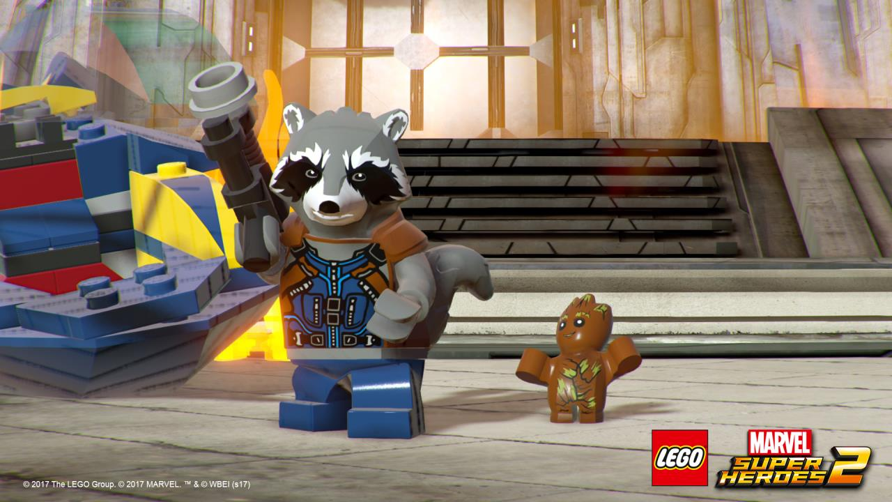 Видео игра lego marvel superheroes
