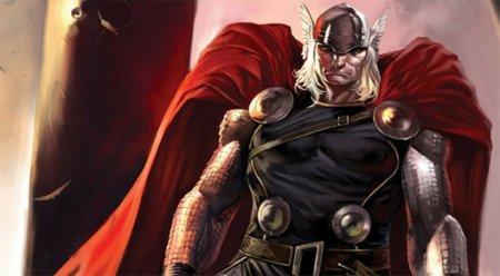 Тор – Бог грома: Путеводитель по комиксам