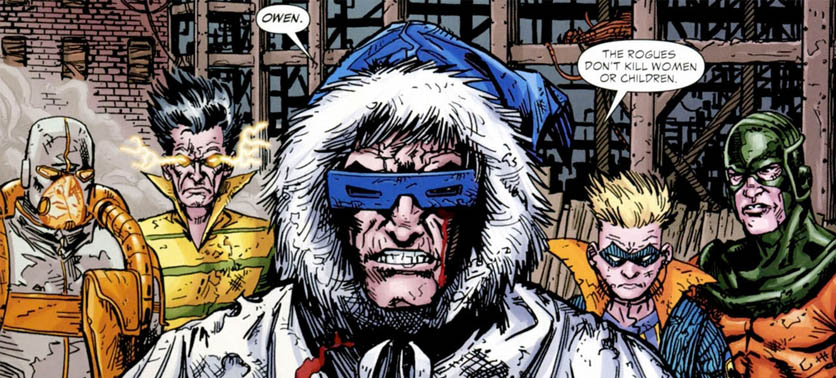 Капитан Холод (Captain Cold)