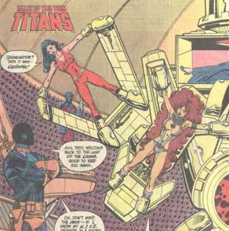 100 самых сексуальных героинь комиксов по версии comics buyer s guide