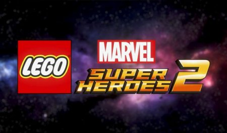 Трейлер LEGO Marvel Superheroes 2