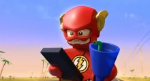 «LEGO DC Super Heroes: The Flash» (2018) - Трейлер