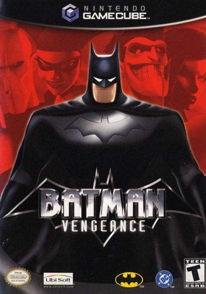 Batman: Vengeance