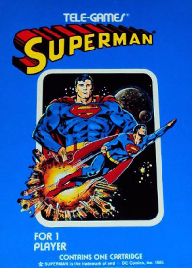 Superman: The Game (1985)