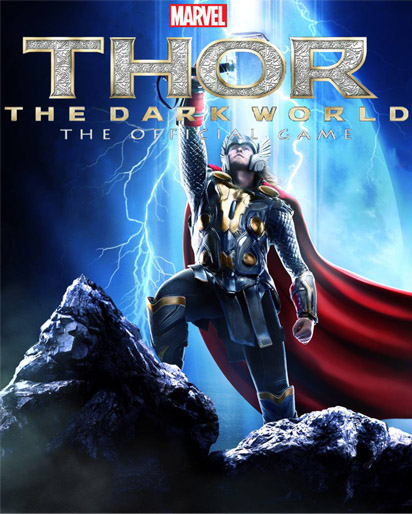 Thor The Dark World: The Official Game