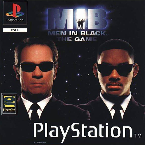 Men in Black: The Game