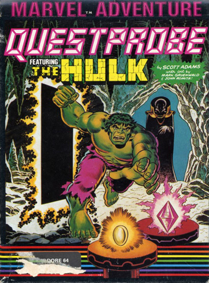 Questprobe featuring The Hulk (1984)