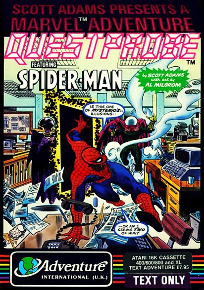 Questprobe featuring Spider-Man (1984)