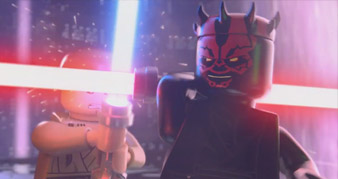 Трейлер игры «LEGO Star Wars: The Skywalker Saga»