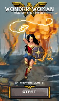 Wonder Woman: Rise of the Warrior