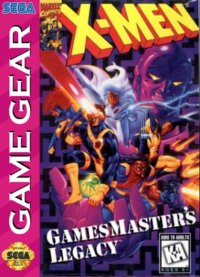 X-Men: Gamesmaster's Legacy