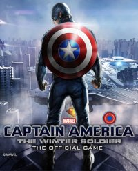 Captain America the Winter Soldier: The Official Game